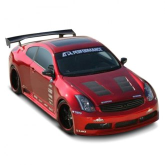 APR Performance® - GTR35 Widebody Aerodynamic Kit