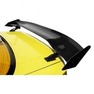 APR Performance® - GTC-200 Drag Style Carbon Fiber Adjustable Rear Wing