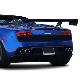 2014 Lamborghini Gallardo Spoilers Custom Factory Lip Wing
