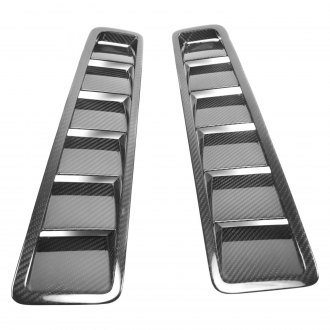APR Performance® - Carbon Fiber Narrow Hood Vents