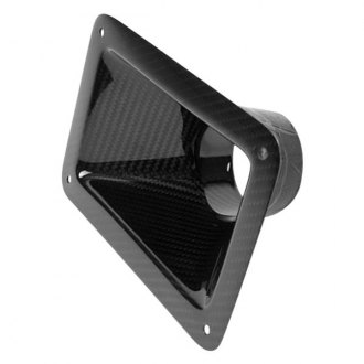 APR Performance® - Carbon Fiber Air Inlet with Flange