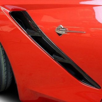 APR Performance® - Carbon Fiber Front Fender Vents