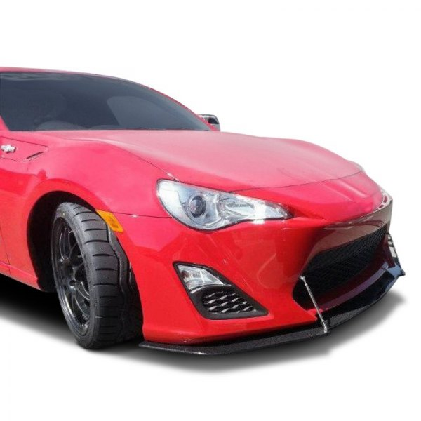 Apr Performance Scion Fr S 2016 Carbon Fiber Front Wind Splitter With Rods