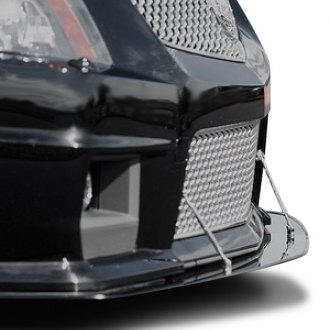 APR Performance® - Carbon Fiber Front Wind Splitter with Rods