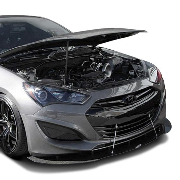 Apr Performance Front Wind Splitter With Rods