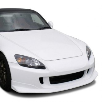 APR Performance® - Fiberglass Front Bumper with APR Lip Incorporated (Unpainted)