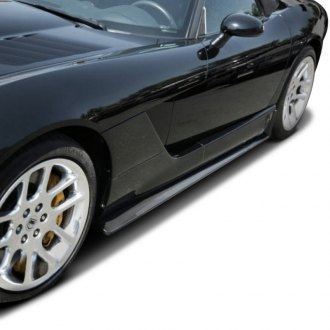 APR Performance® - Carbon Fiber Side Rocker Extensions