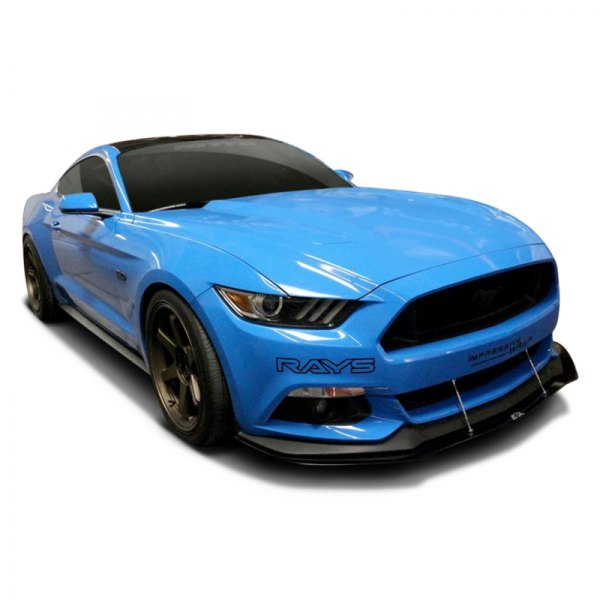 Ford Mustang 2017 Carbon Fiber Front