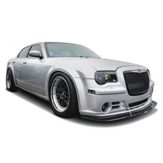 chrysler 300 bumper lips air dams splitters spoilers. Black Bedroom Furniture Sets. Home Design Ideas