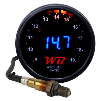 APSX WideBand® - D2 Digital Air/Fuel/Ratio Controller Gauge Complete Kits