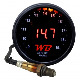 APSX WideBand® - D2 Digital O2 Air/Fuel/Ratio Controller Gauge Complete Kit