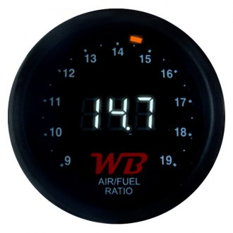 APSX WideBand® - D2 Digital O2 Air/Fuel/Ratio Controller Gauge