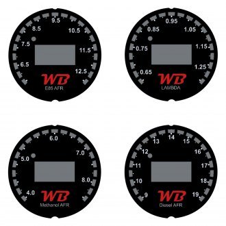 APSX WideBand® - D2 Faceplate Kit