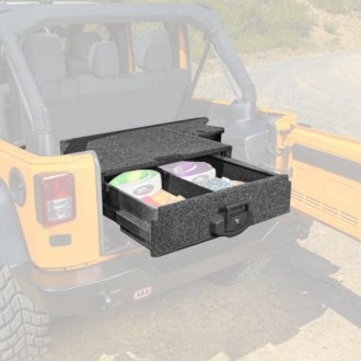 ARB® - Cargo Drawer with Roller Floor