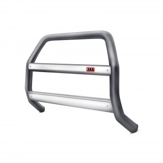 "ARB® - 2.5"" Gray Powdercoat Nudge Bar"