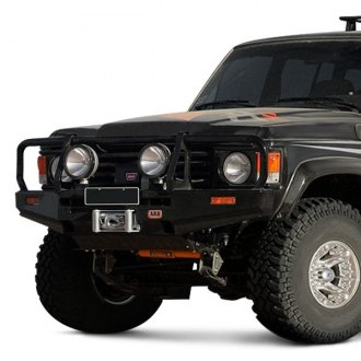 1985 Toyota Land Cruiser Custom 4x4 Off-Road Steel Bumpers