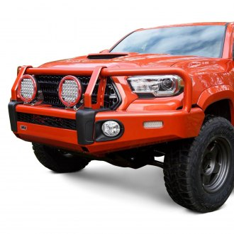 ARB® - Summit Full Width Front HD Bumper with Grille Guard
