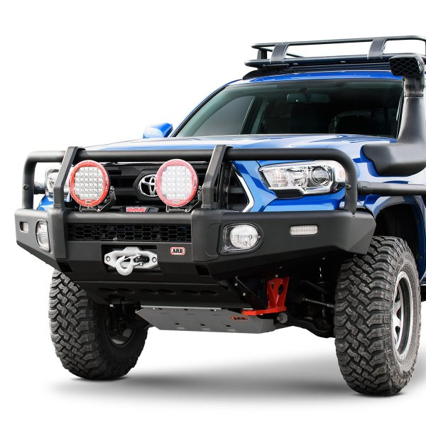 ARB® - Summit Full Width Front HD Satin Black Bumper Kit