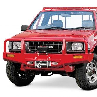 1991 Isuzu Rodeo Custom 4x4 Off-Road Steel Bumpers – CARiD com