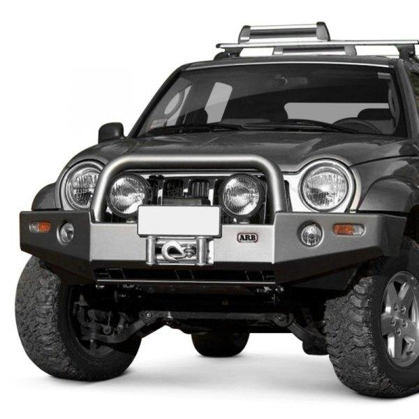 Arb 174 3450170 Deluxe Full Width Front Winch Hd Bumper