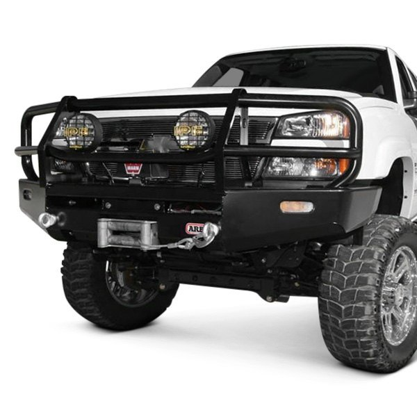 ARB® - Deluxe Full Width Front HD Black Bumper Image may not reflect your exact vehicle!