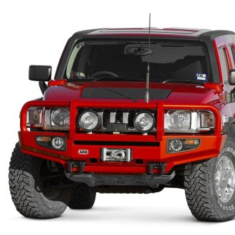 ARB® - Deluxe Full Width Front Winch HD Bumper with Brush Guard