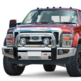 ARB® - Sahara Full Width Front HD Bumper with Hoop