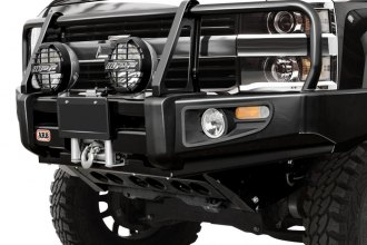 ARB® - Deluxe Full Width Front HD Black Bumper