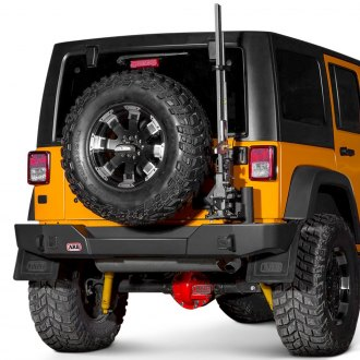 ARB® - Full Width Rear HD Bumper with Tire Carrier Mount