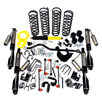"ARB® - 4"" x 4"" OME™ BP-51 Front and Rear Suspension Lift Kit"