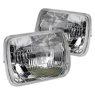 ARB® - Rectangular Crystal Sealed Beam Headlights