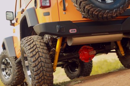 OMEJK4 - ARB® OME™ Front and Rear Suspension Lift Kit (Full HD)