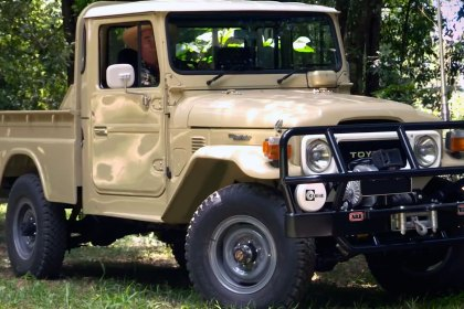 ARB® Rogers Land Cruiser Legends 45 Series and 79 Series (Full HD)