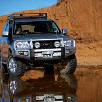 ARB® - Full Width Front HD Winch Bumper with Grille Guard