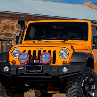 ARB® - Textured Black Sahara Bar Front Bumper