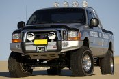ARB® - Sahara Bar Front Bumper on Ford F-250