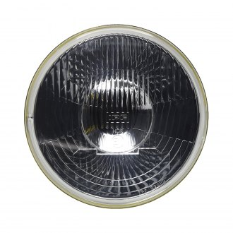 "ARB® - IPF 7"" Round Chrome Euro Headlight"