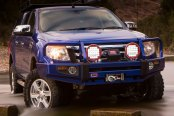 ARB® - Intensity LED Lights on Ford Ranger
