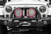 ARB® - Intensity LED Lights on Jeep Wrangler
