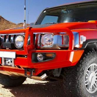 ARB® - Deluxe Front Bumper on Hummer H3