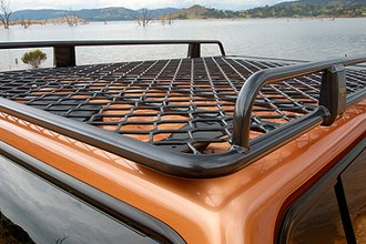 Arb Touring Roof Cargo Basket For Top Tent 87 L X