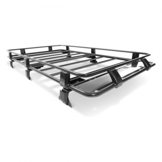 "ARB® - Steel Roof Basket without Mesh Floor, 73"" L x 49"" W"