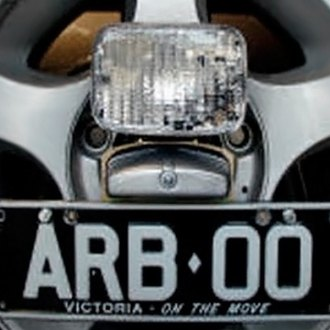 ARB® - Chrome Euro Backup Light