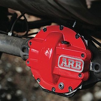 ARB® - Red Differential Cover For Chrysler 8.25 Axles