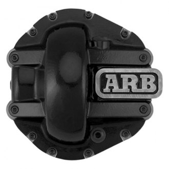 ARB® - Black Differential Cover For Nissan M226 Axles