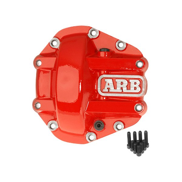 ARB® - Red Differential Cover