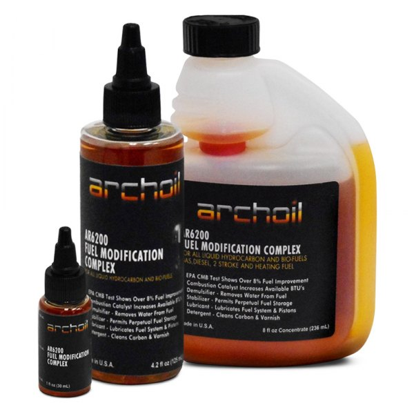 Archoil® - High Concentrate Fuel Modification Complex