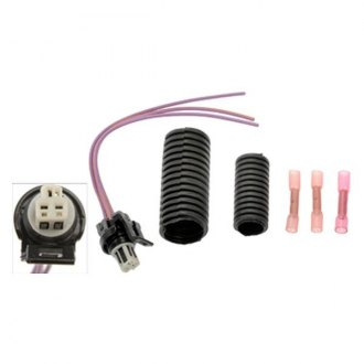 Area Diesel Service® - Injection Control Pressure/Exhaust Backpressure Sensor Connector Pigtail Kit