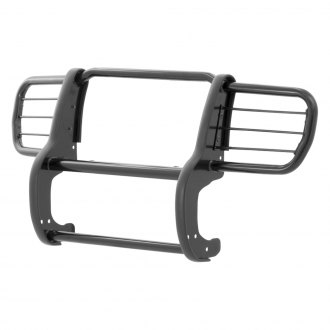 Aries® - Black 1-Piece Design Grille Guard
