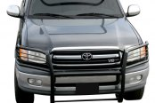 Aries® - One Piece Black Powdercoat Grille GuardToyota Tundra
